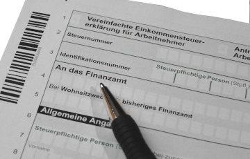 Steuererklärungen